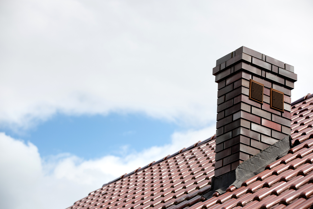 chimney leaking